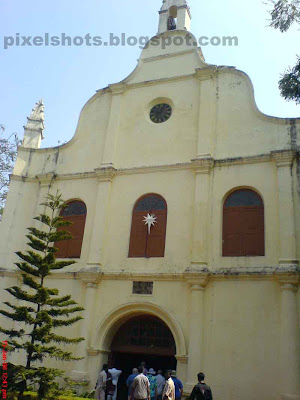 old churches in kerala,st francis church fort cochin kerala india