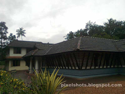alphonsamma home at kudamaloor-kerala,St alphonsa native house,Sister Alphonsa house,pilgrimage museum