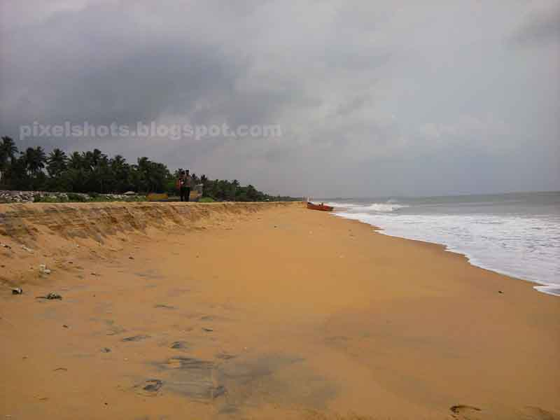 Beaches Near Kollam