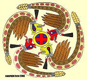 American Indian Swastika