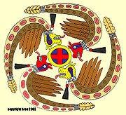 American Indian Swastika