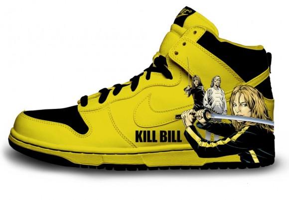 Kill Bill Shoes Nike