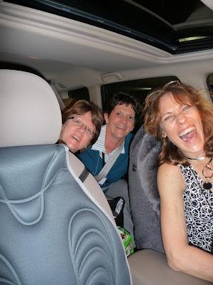 Kellys Rescuers!  Nancy, Carol & Lacey