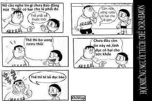 Nobita và Doremon chế 2013 phần 2
