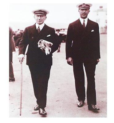 L'elettra con Guglielmo Marconi