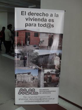 El derecho a la vivienda es para todxs