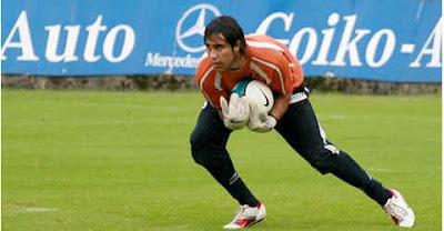 Claudio Bravo lesionado