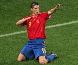 Torres sueña con final ante Inglaterra