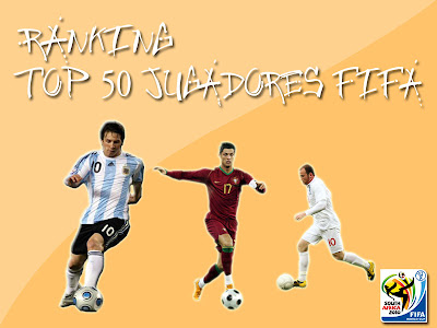 Mejores jugadores mundial 2010