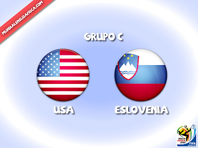 Usa vs Eslovenia Grupo C