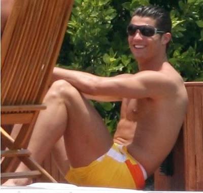 Cristiano Ronaldo fue padre