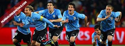 Previa Uruguay vs Holanda
