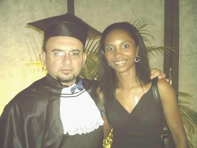Dorjival Silva recebe o grau de Pedagogo em Tangará da Serra