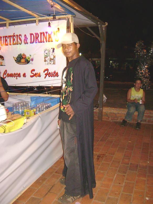 Blog flagra momentos do 'Batman' tangaraense