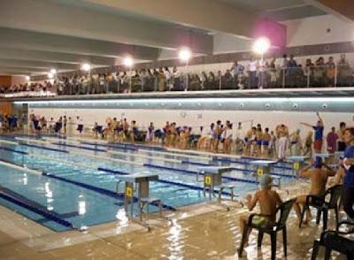 pontaneando mas de 200 nadadores se dan cita en el ii