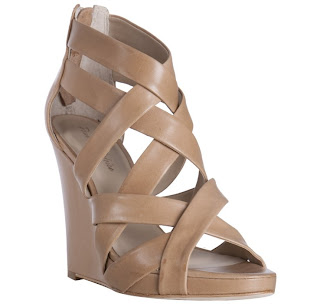 Pour la Victoire sex pot wedges to wear with shorts and minis come Spring