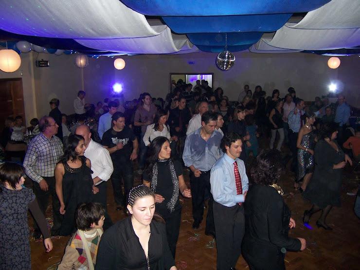 Festa fim de ano 2008-2009