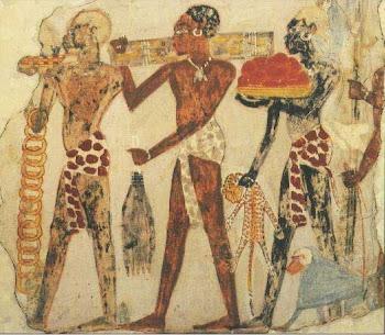 Ancient Nubians