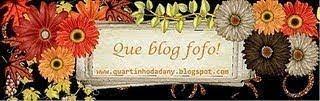Selo Que blog fofo!