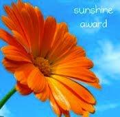 Selo sunshine award
