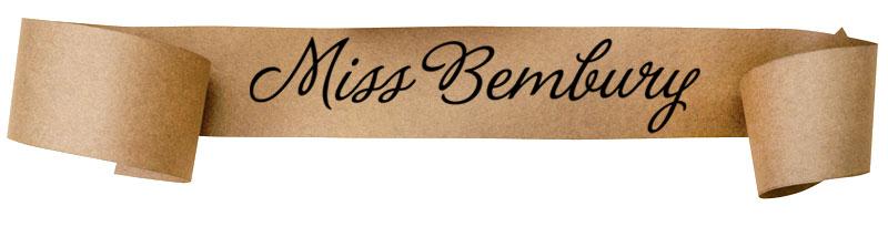 Miss Bembury · Ilustrando día a día