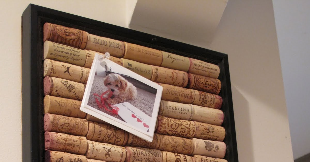 """Project Wednesday: """"Cork"""" Boards"""