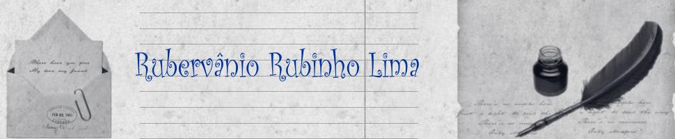 Rubervânio Rubinho Lima