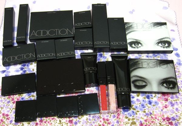 Rouge Deluxe: Addiction Haul Pics and Review