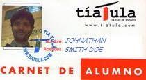 carnet Tía Tula