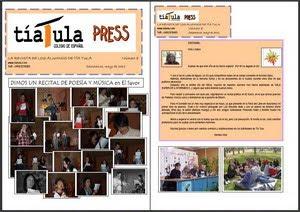 periodico Tia Tula