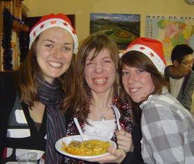 fiesta Navidad 2010