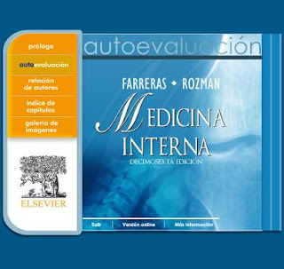 Medicina Interna. Farreras Rozman. 16th Ed. 2008