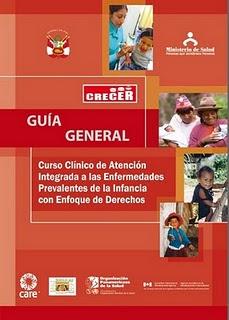 Guía General del Curso Clinico de AIEPI