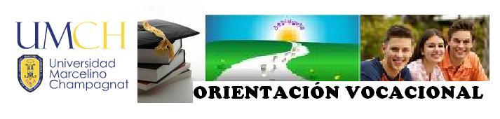 ORIENTACION VOCACIONAL