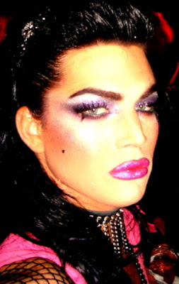 adam lambert drag queen ... have sex with. Polyamorous to me implies that you are having multiple ...