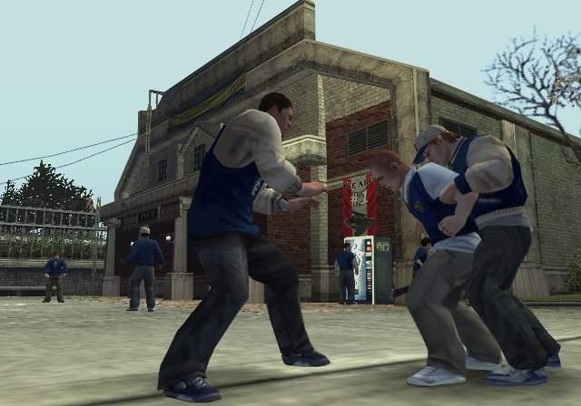 [PS2] Bully Bully-c