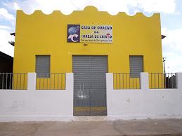 Igreja de Cristo em Luís Gomes