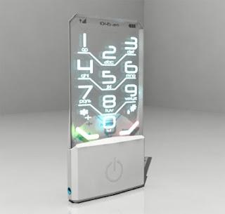 Nokia Transparent