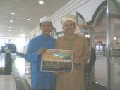 Bersama Syeikh Mahmud Madinah