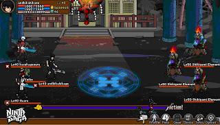 Kunci Jawaban Ujian Jounin Ninja Saga Jounin Level 40
