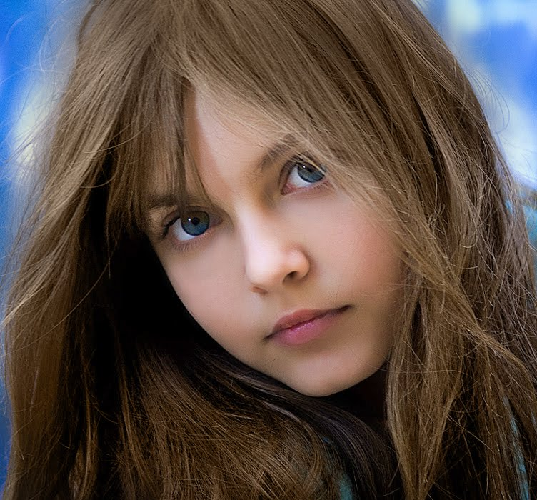 child headshot or portrait . Child models and child actors need the