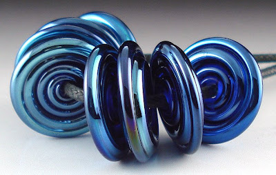 Kronos Disk Beads