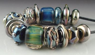 Triton, Kronos Silver Glass Set