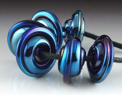 Kronos Wrapped Disk Beads/BeadAbundant