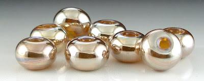 Aurae Light Spacer Beads