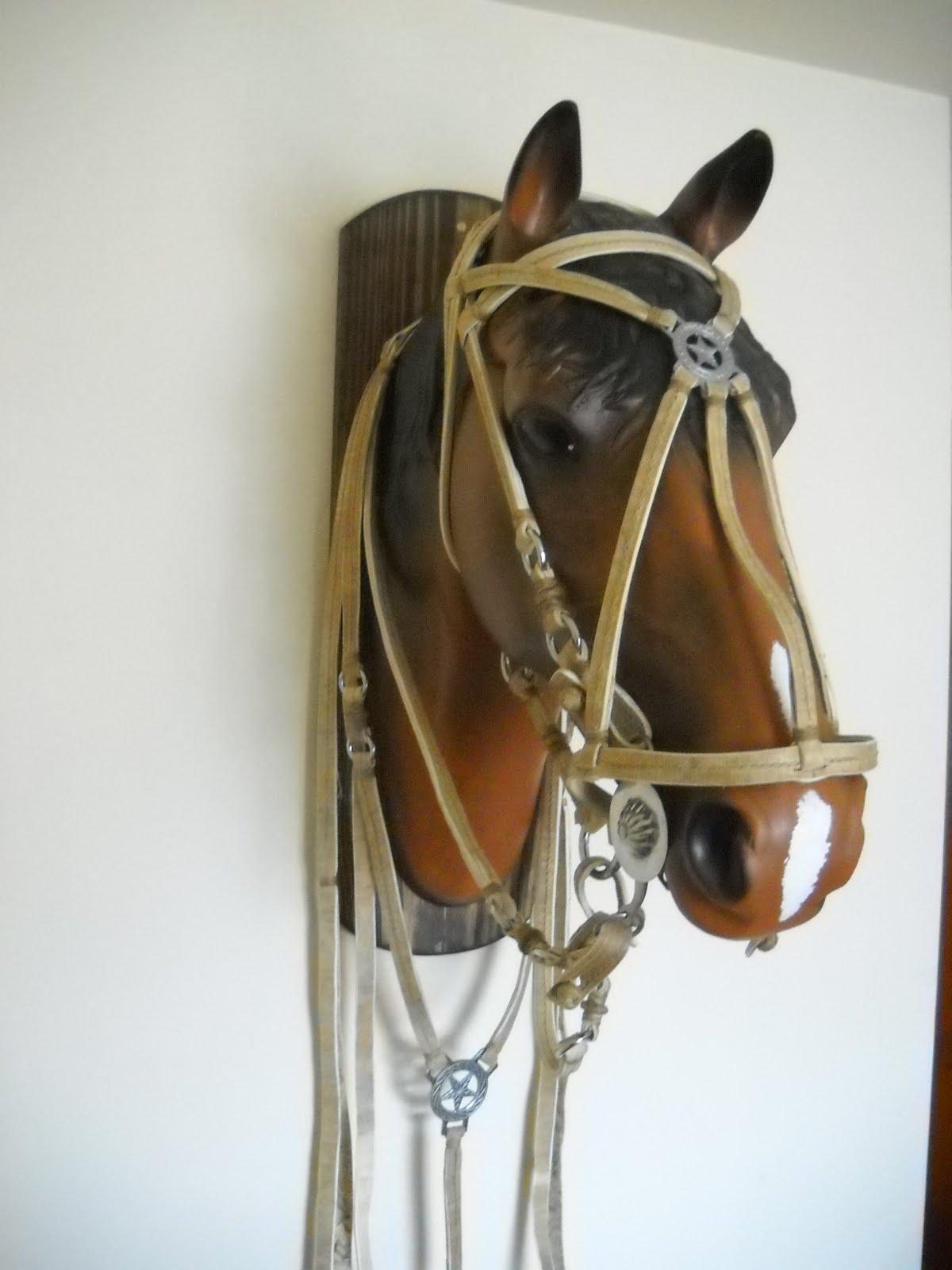Talabarteria on line juego cabezada riendas bozal y for Cabezadas para caballos