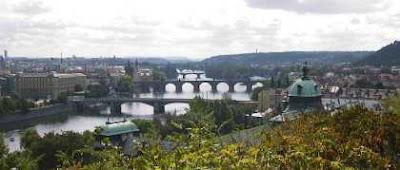 Prague - bridges