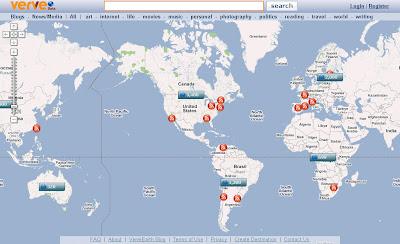 Globe Maps - VerveEarth