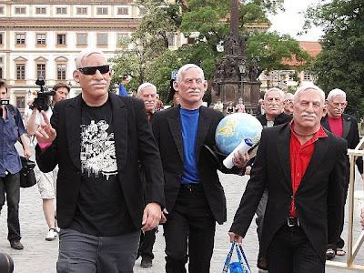 Václav Klaus a jeho dvojníci