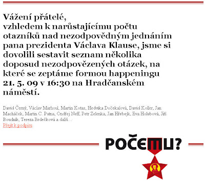 Počemu - Otázky pro Václava Klause